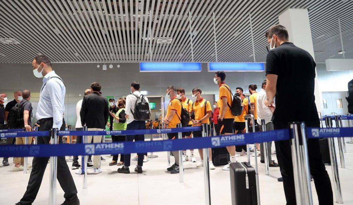 Yunanistan da Galatasaray ı şaşkına çeviren tavır  #2