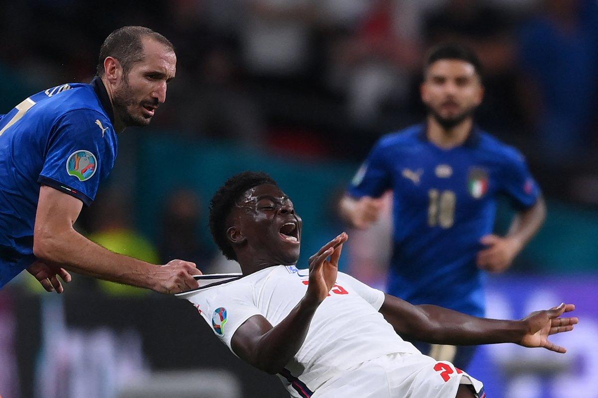 EURO 2020 kupası İtalya nın #19
