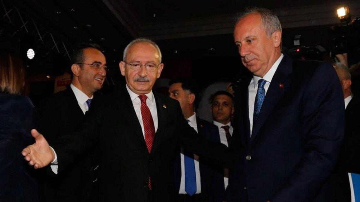 Kemal Kılıçdaroğlu: Muharrem İnce yi satmadık #1