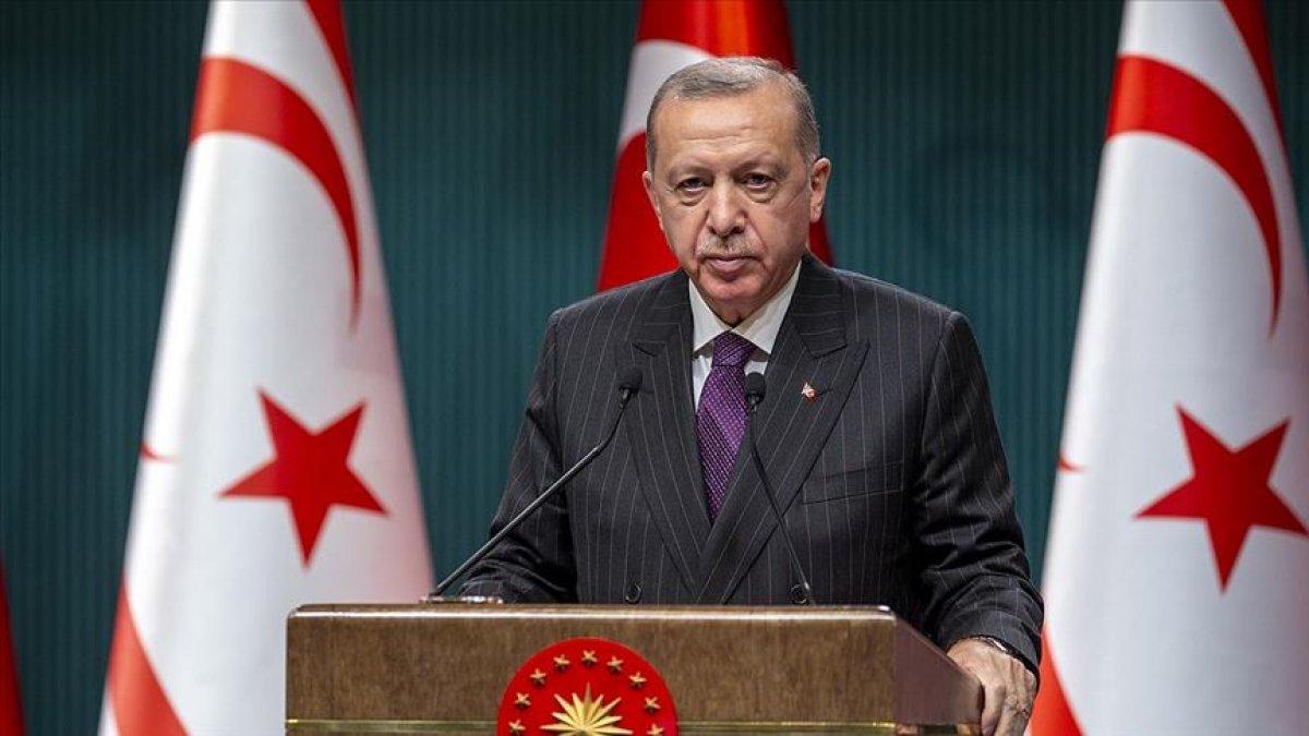 Cumhurbaşkanı Erdoğan, 19 Temmuz da Kıbrıs ta olacak #1