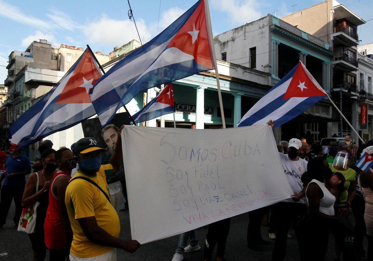 Küba yönetimi: Devrimi teslim etmeyeceğiz #8