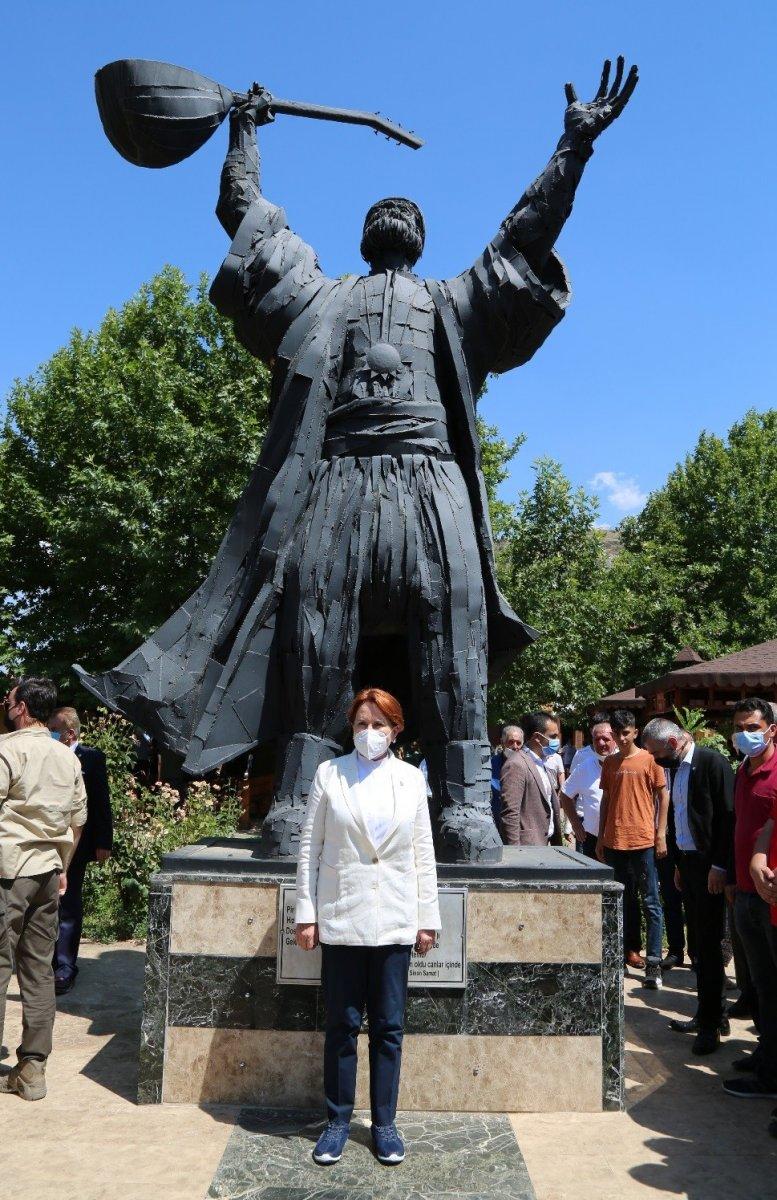 Meral Akşener, Kemal Kılıçdaroğlu nun adaylığı hakkında konuştu #3