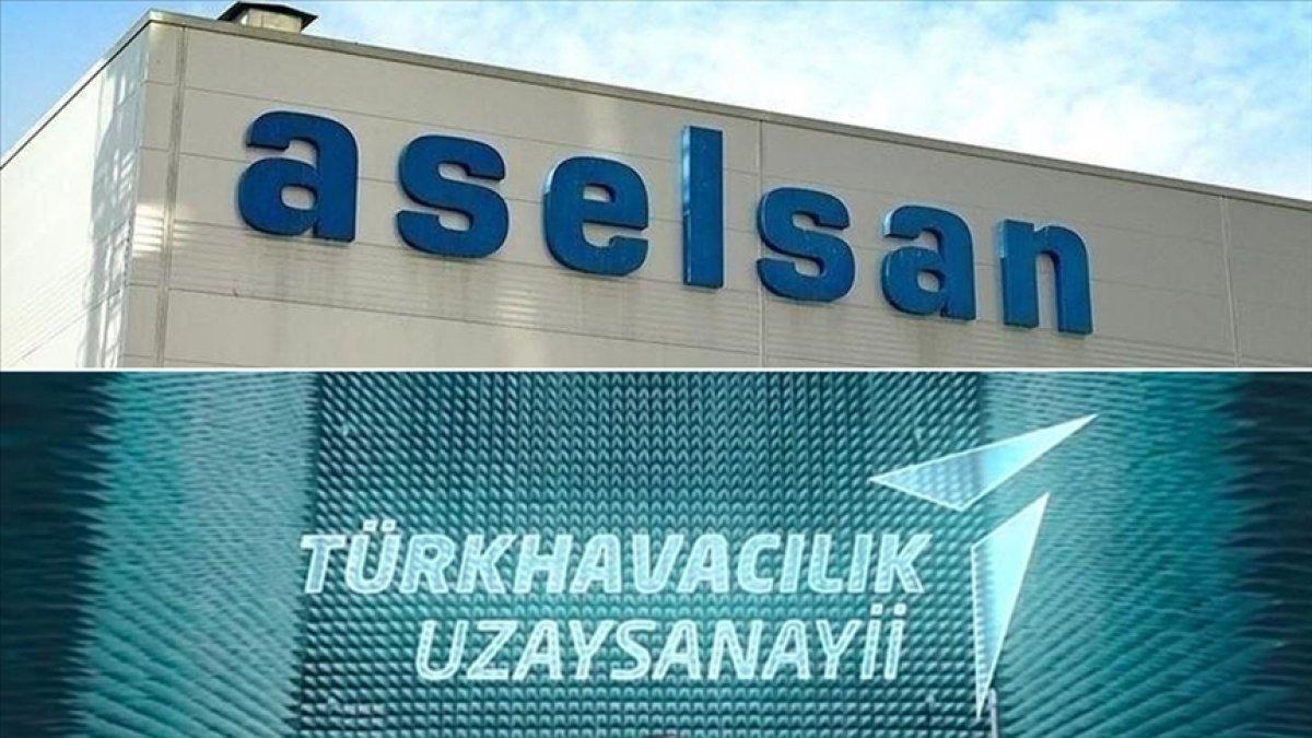 İki Türk şirketi  savunmanın devleri  listesinde #2