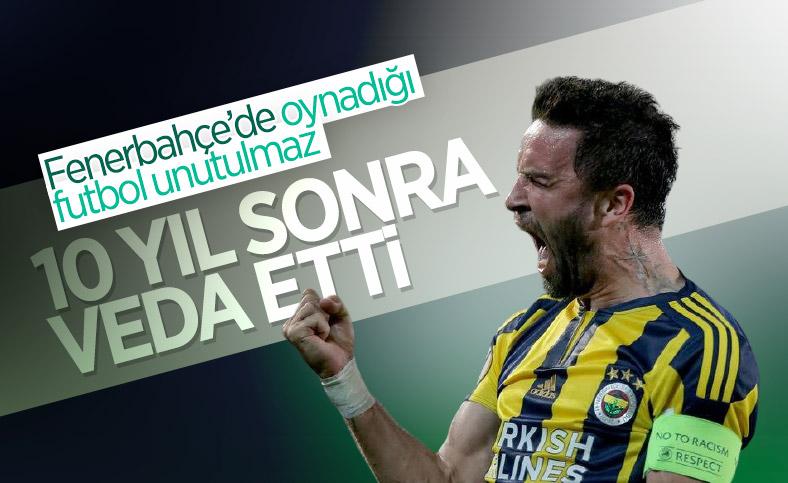 Gökhan Gönül, Fenerbahçe'ye veda etti