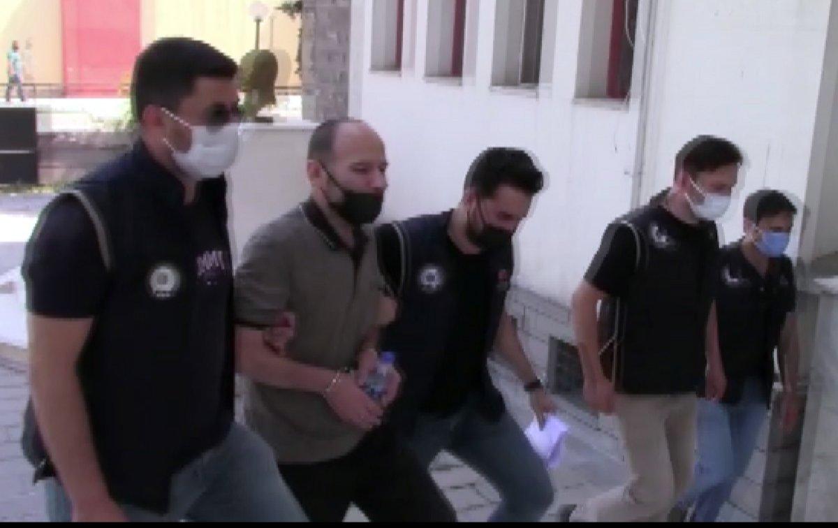 5 yıldır aranan FETÖ firarisi eski emniyet müdürü tutuklandı #2