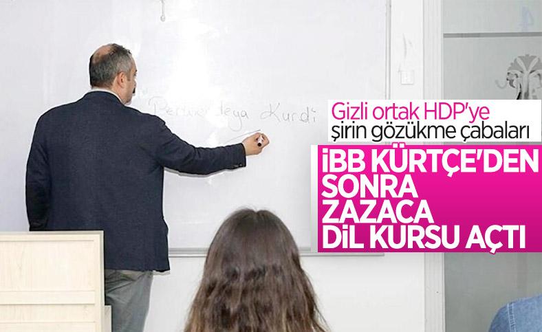 İBB'den İSMEK'e Kurmanci ve Zazaki kursu projesi