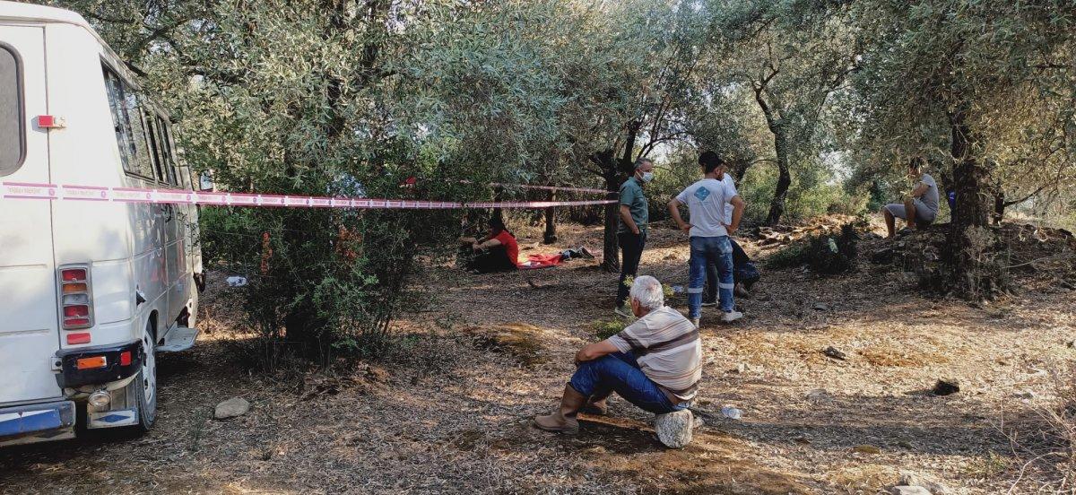Aydın da 2 çocuk annesi yemek hazırlarken gölete düşüp, öldü #3