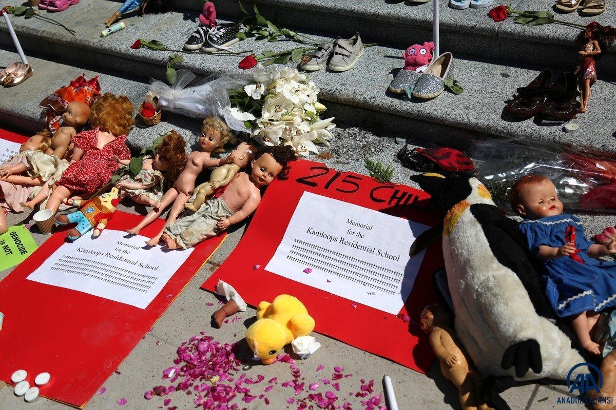 Kanada da 160'dan fazla isimsiz çocuk mezarı bulundu #1