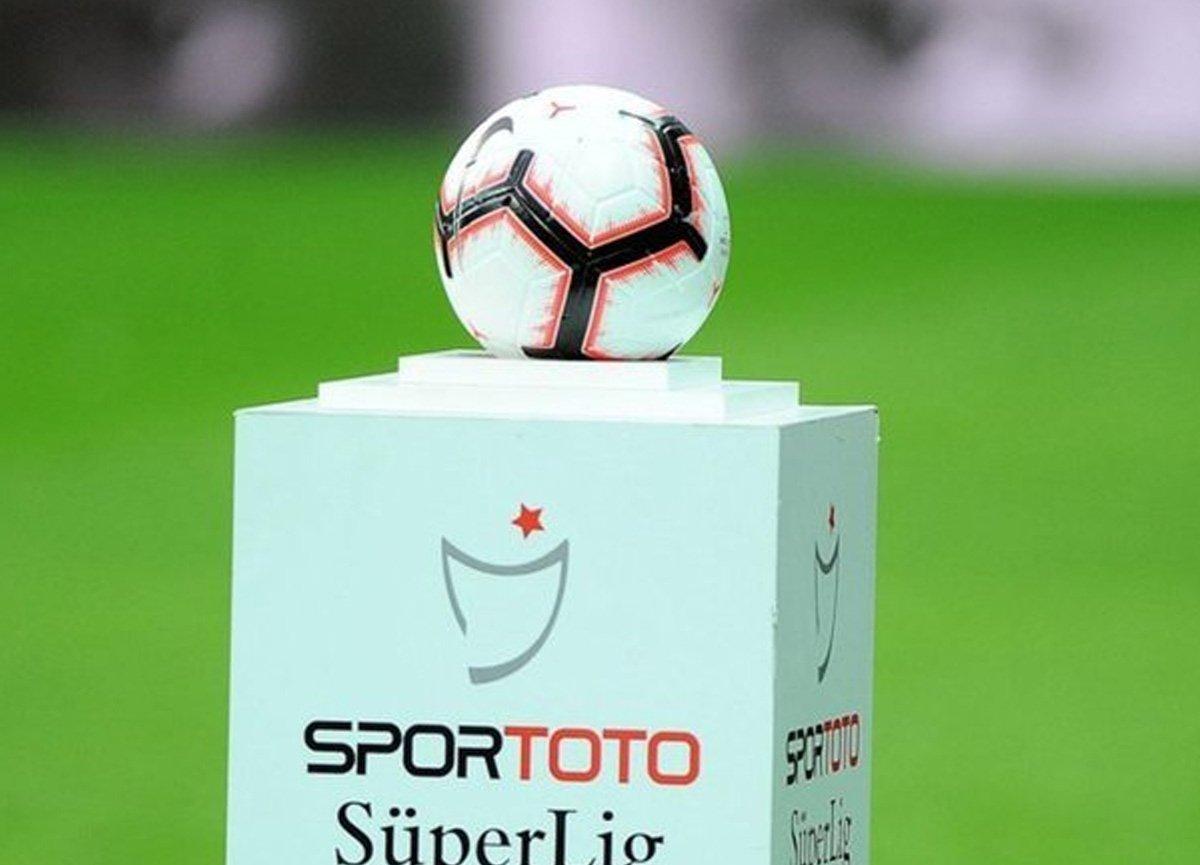 Süper Lig in yeni fikstürü belli oldu #1