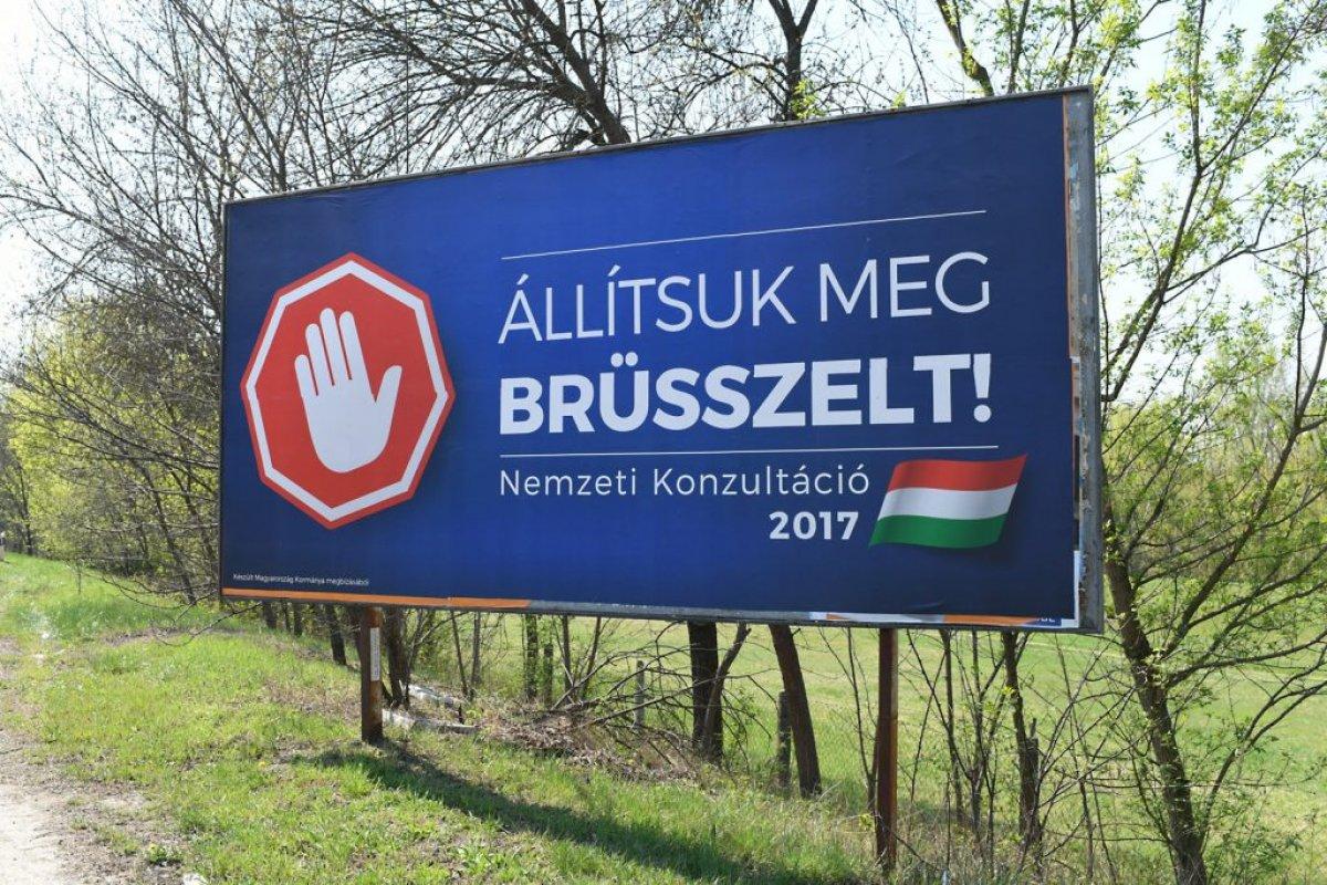 Macaristan dan AB ye: Göç sorunlarını çözmek için Türkiye ile anlaşın #1