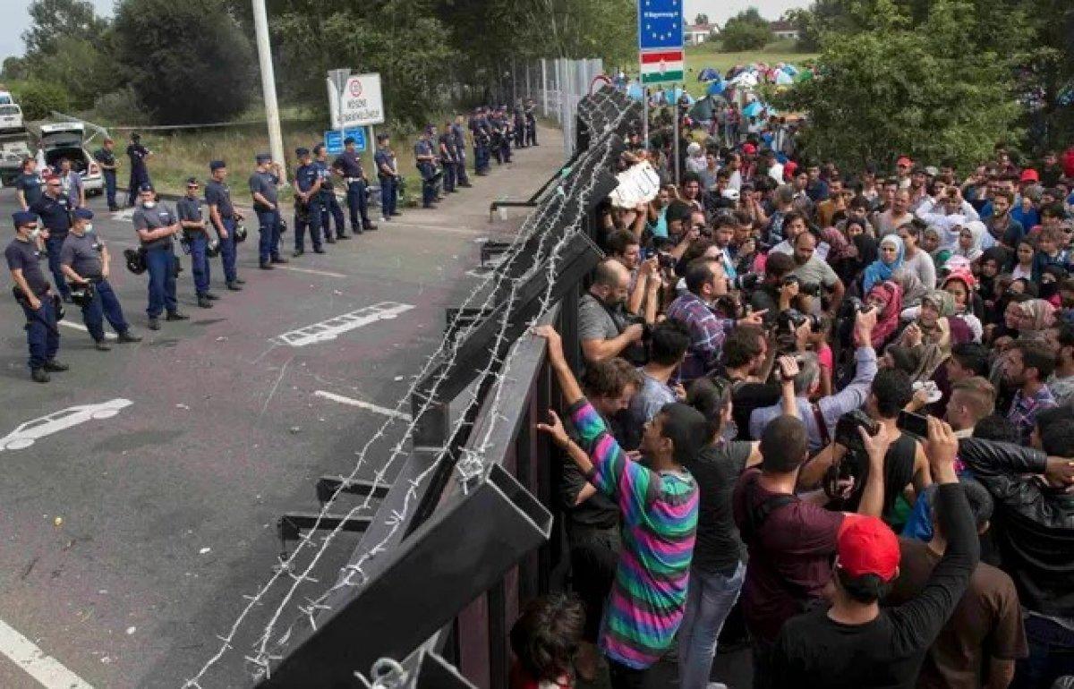 Macaristan dan AB ye: Göç sorunlarını çözmek için Türkiye ile anlaşın #3