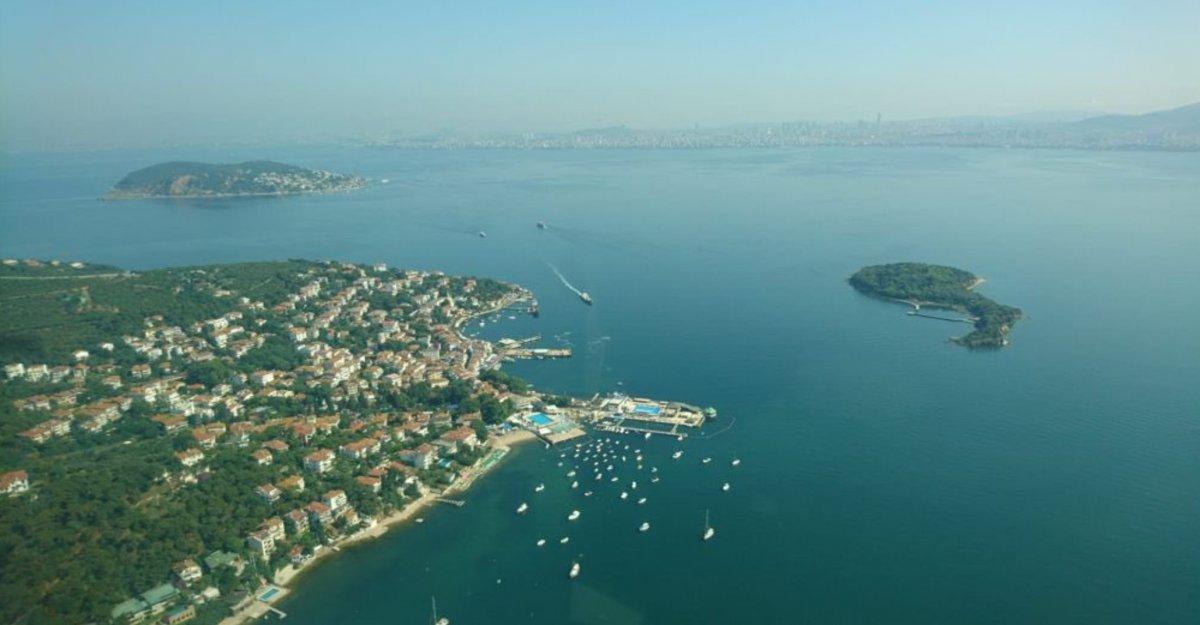 İBB nin Marmara Denizi ni biz temizledik şovu #2