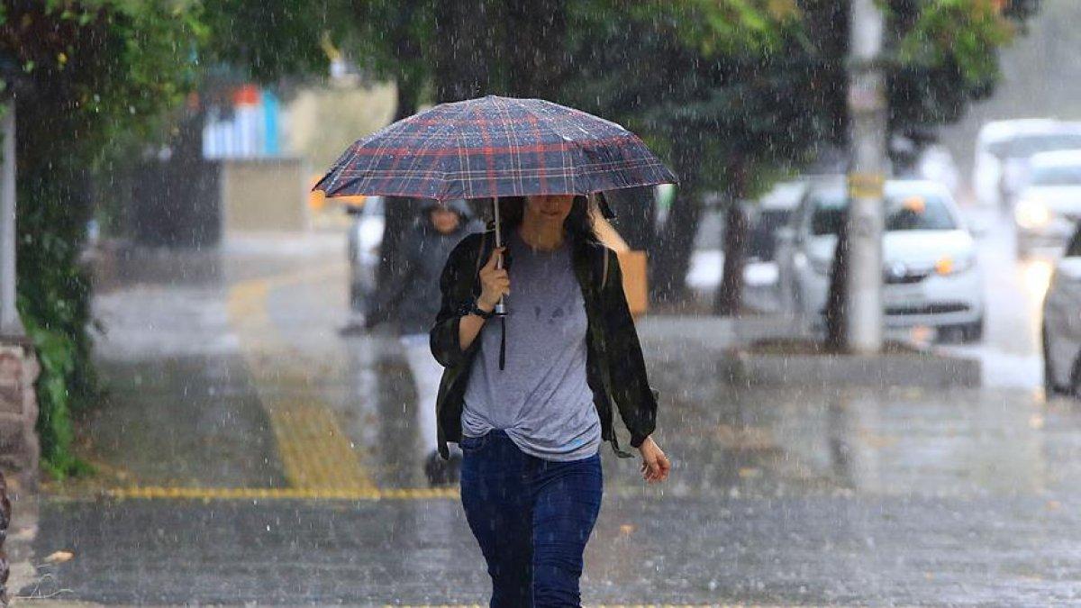 Türkiye genelinde sıcaklıklar mevsim normalleri üzerine çıkacak #4