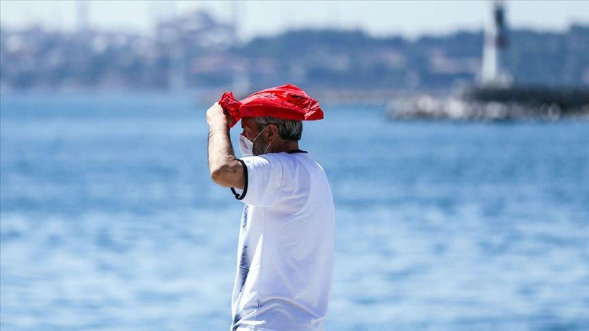 Türkiye genelinde sıcaklıklar mevsim normalleri üzerine çıkacak #1