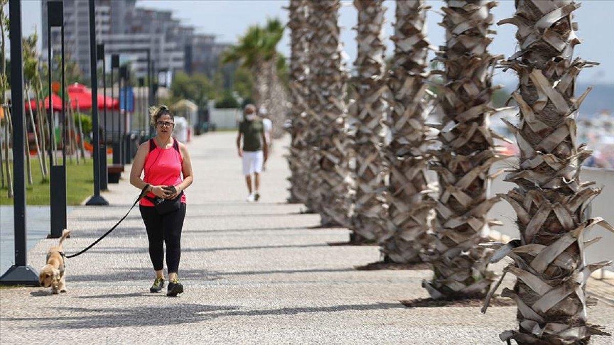 Türkiye genelinde sıcaklıklar mevsim normalleri üzerine çıkacak #2