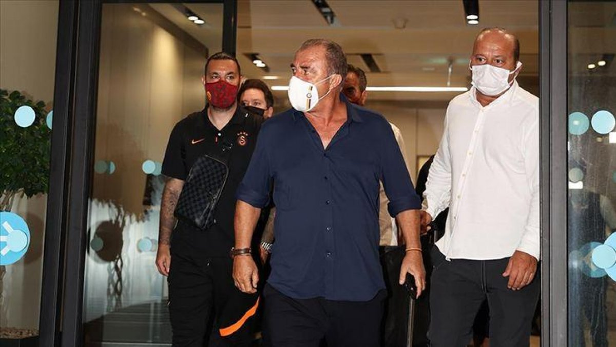 Atina dan geri döndü! Galatasaray Olympiakos maçı iptal mi edildi? Maç ile ilgili son karar.. #1