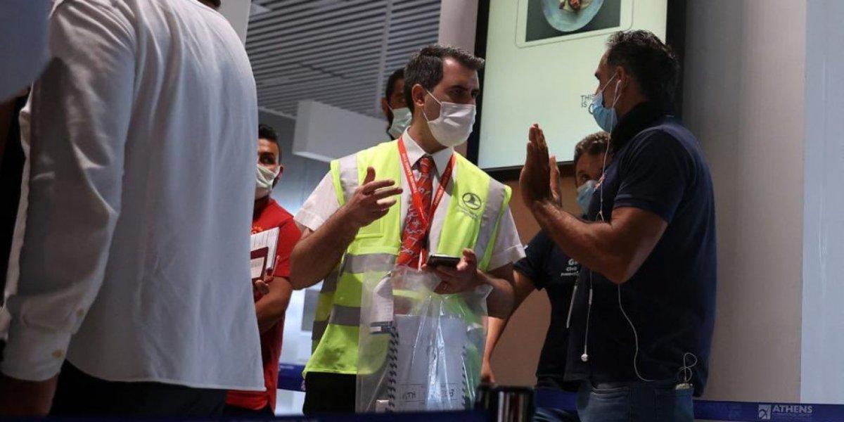 Yunanistan ın Ankara Büyükelçisi Dışişleri Bakanlığı na çağrıldı #1