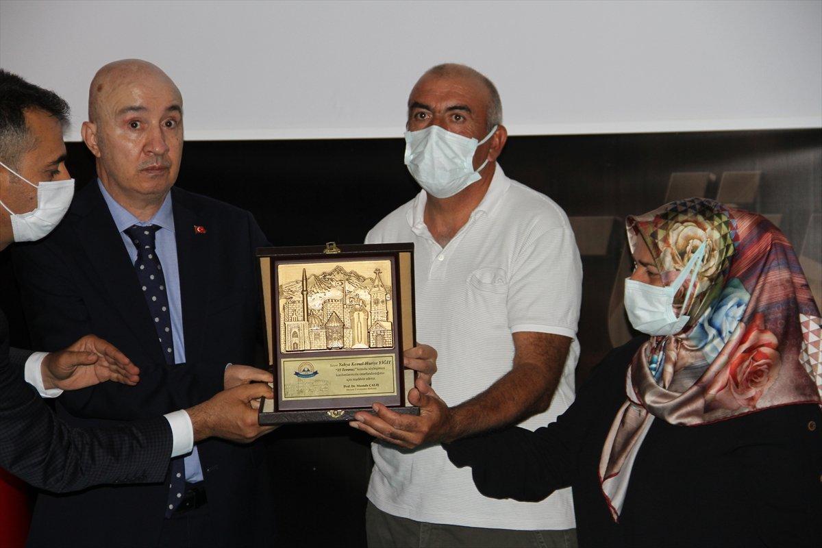 Gazi Turgut Aslan: Bugün FETÖ olur, yarın başka bir örgüt, dikkat edilmeli #4