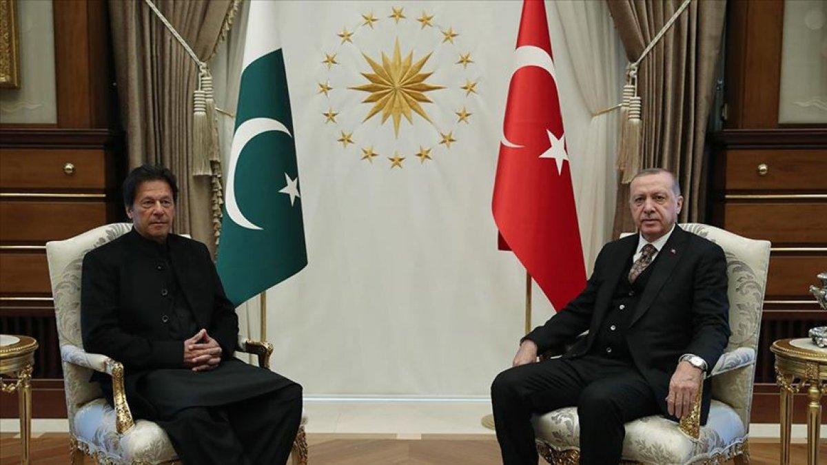 Pakistan Başbakanı İmran Han dan 15 Temmuz mesajı #1