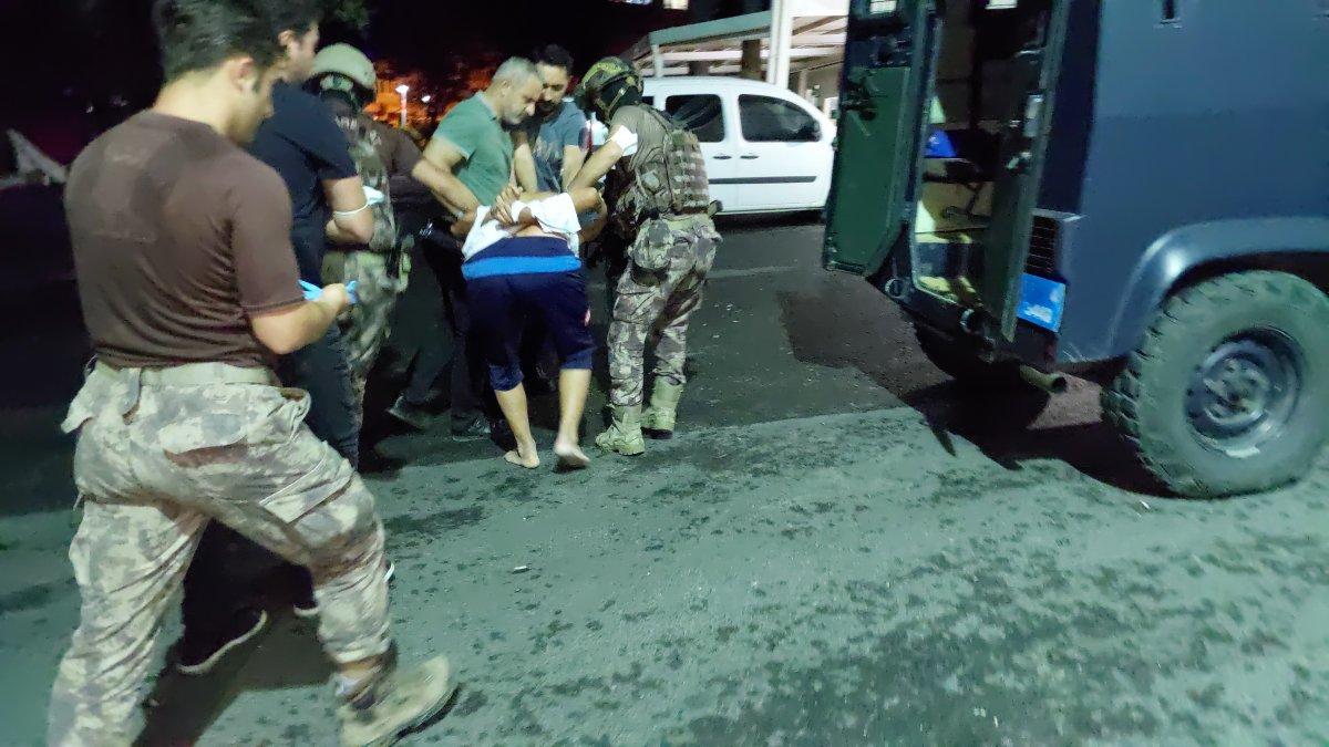 Tekirdağ da bekçilere saldırı: 1 ölü 1 yaralı #3