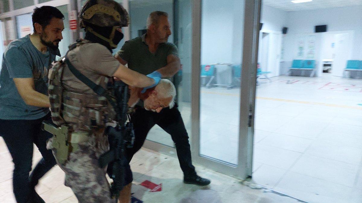 Tekirdağ da bekçilere saldırı: 1 ölü 1 yaralı #1