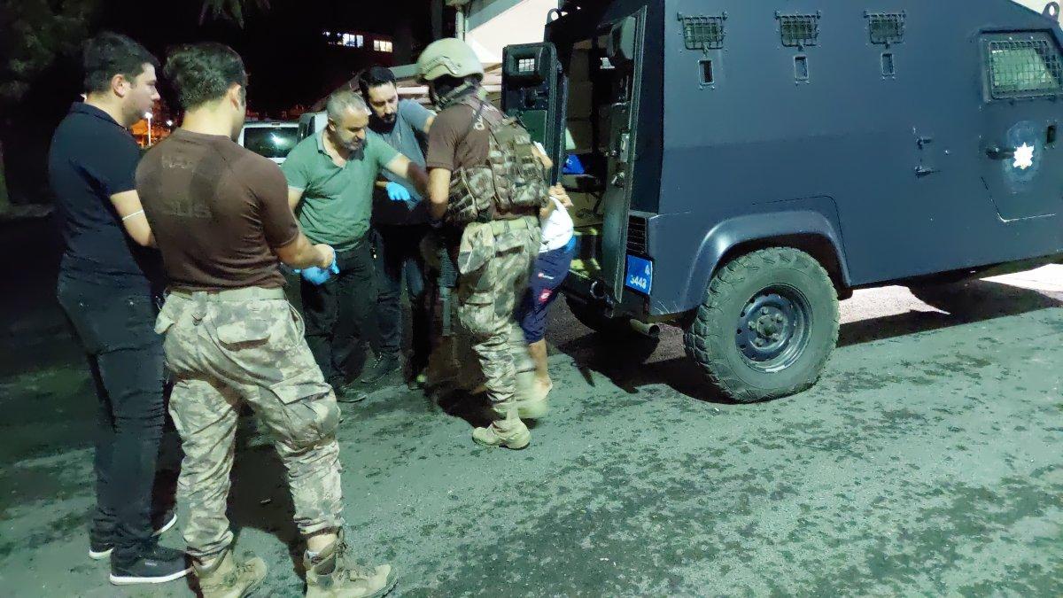 Tekirdağ da bekçilere saldırı: 1 ölü 1 yaralı #4