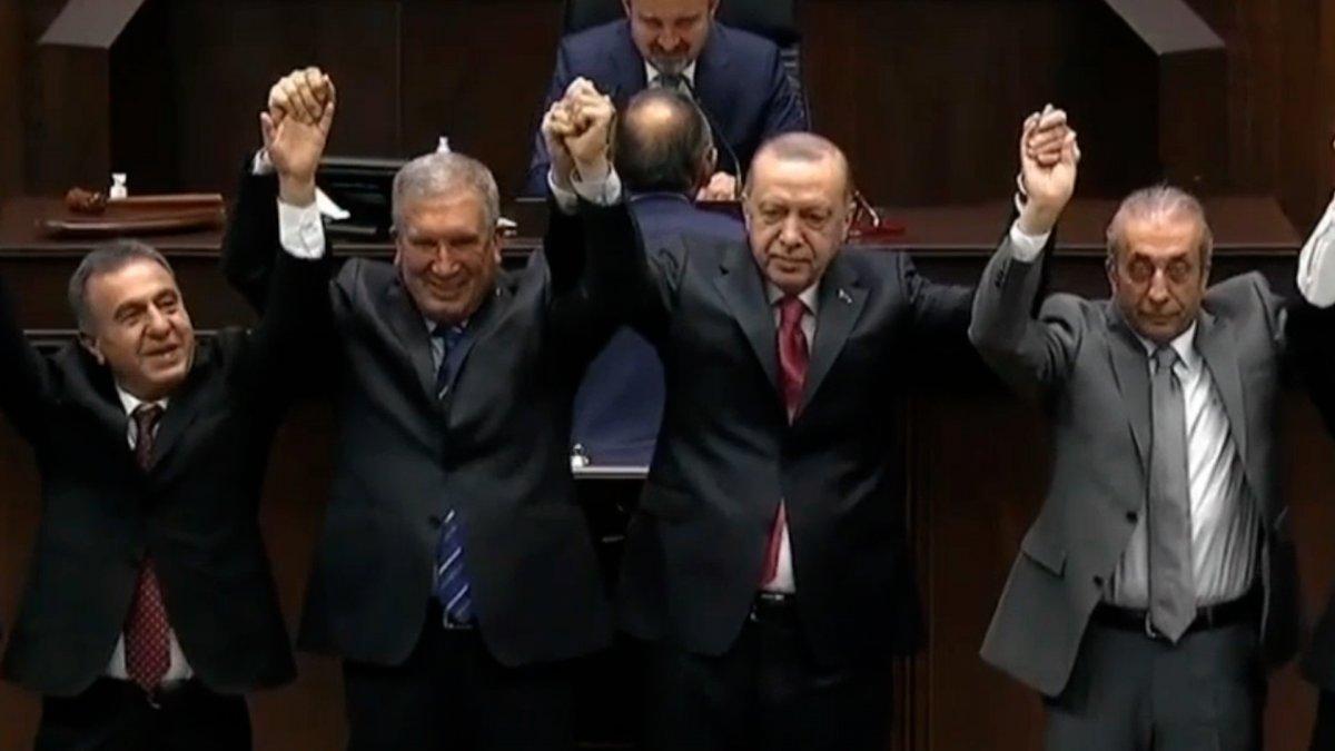 2 belediye başkanı AK Parti'ye geçti  #4