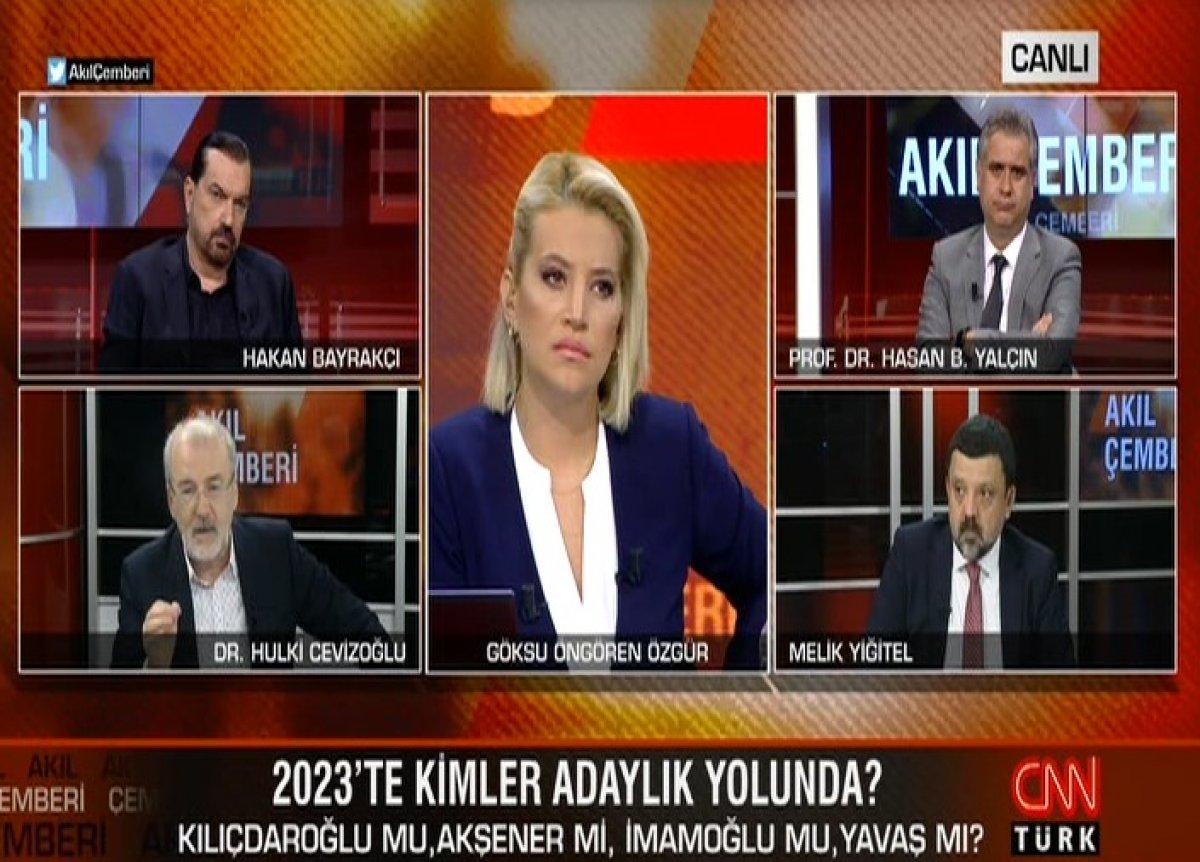 Hulki Cevizoğlu: CHP nin içinde Atatürk e Dersim katliamcısı diyenler var #1