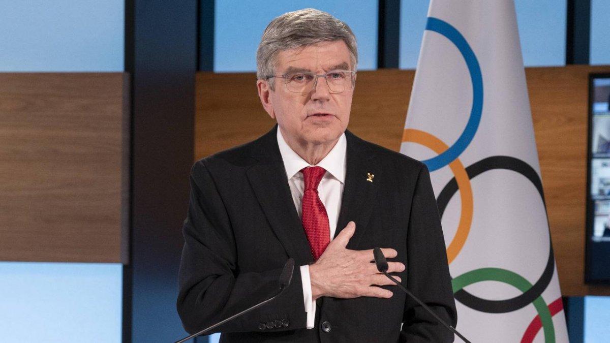Thomas Bach: Olimpiyatların iptalini düşünmüyoruz #1