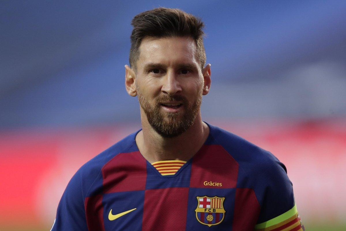 Katalan basını yazdı: Lionel Messi, Barcelona yla anlaştı #1