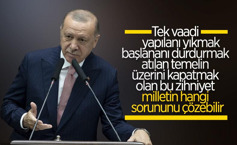 Cumhurbaşkanı Erdoğan: Cumhur İttifakı olarak hedef 2023