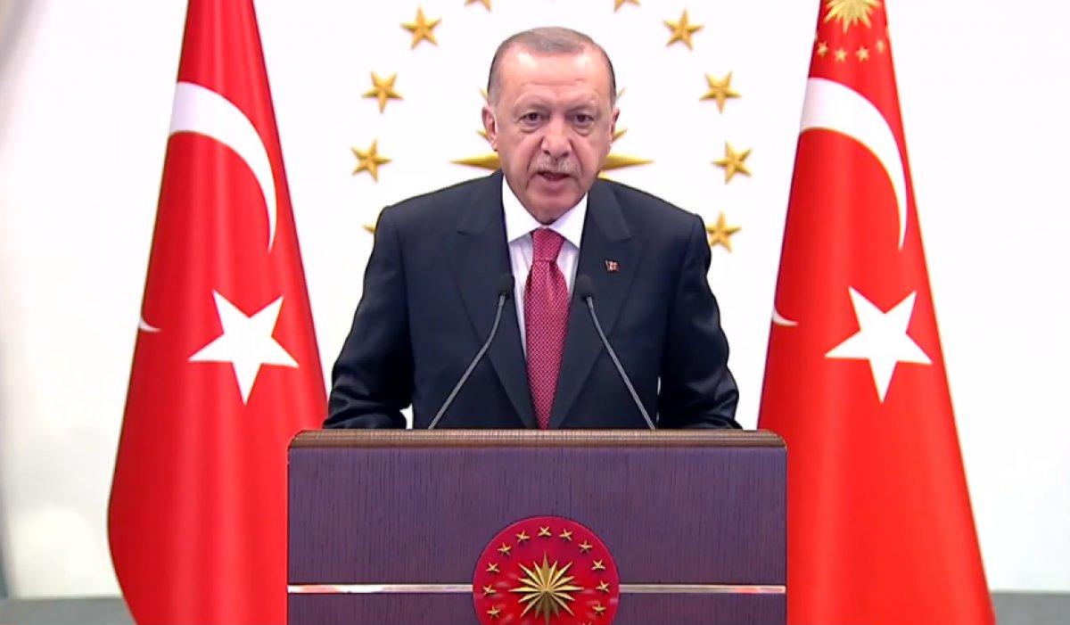 Cumhurbaşkanı Erdoğan: Patates deposu yapılması tartışılan tüneli rekor sürede açtık #3