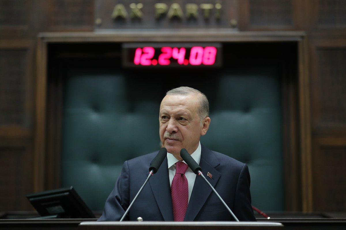 Cumhurbaşkanı Erdoğan: Cumhur İttifakı olarak hedef 2023 #1