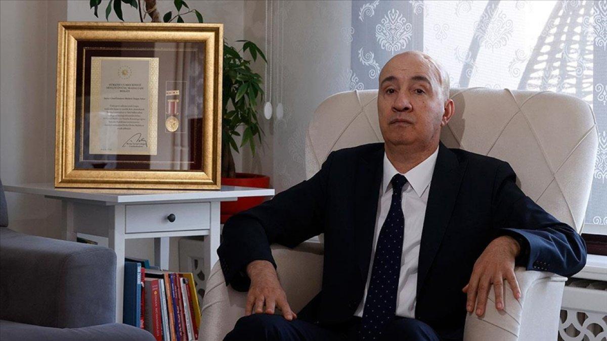 Gazi Turgut Aslan: Bugün FETÖ olur, yarın başka bir örgüt, dikkat edilmeli #6