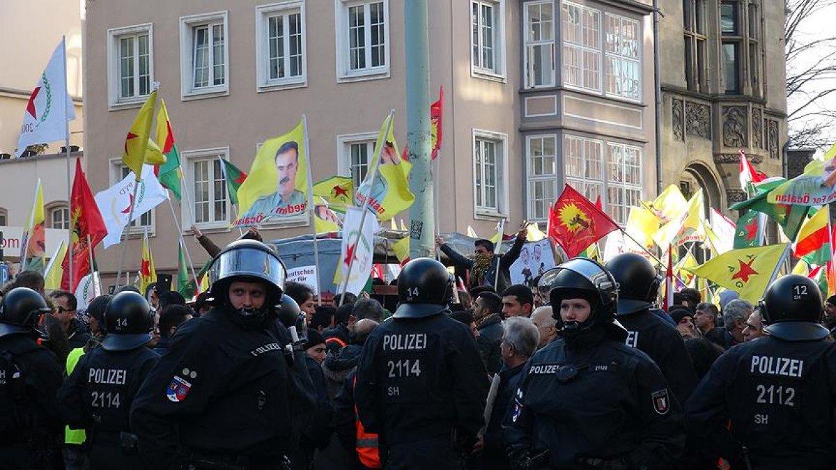 AB den, YPG ye katılan Avrupalılarla ilgili uyarı #6