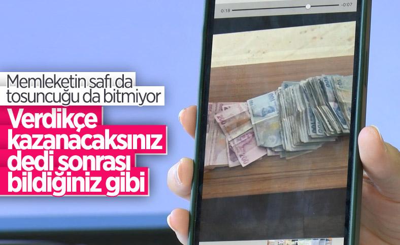 Bursa'da 14 milyon liralık kripto para vurgunu