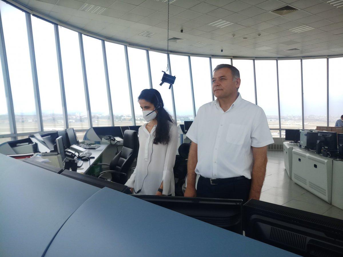 Atatürk Havalimanı kule görevlisi, 15 Temmuz gecesini anlattı  #1