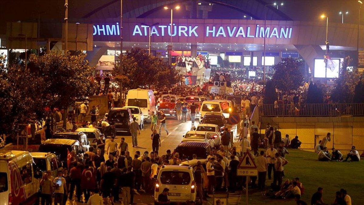 Atatürk Havalimanı kule görevlisi, 15 Temmuz gecesini anlattı  #2