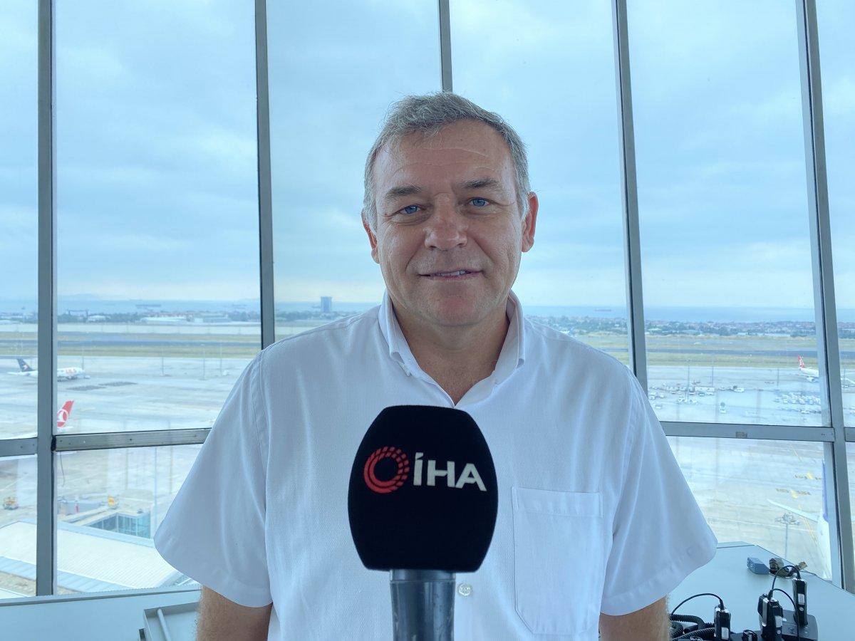 Atatürk Havalimanı kule görevlisi, 15 Temmuz gecesini anlattı  #3