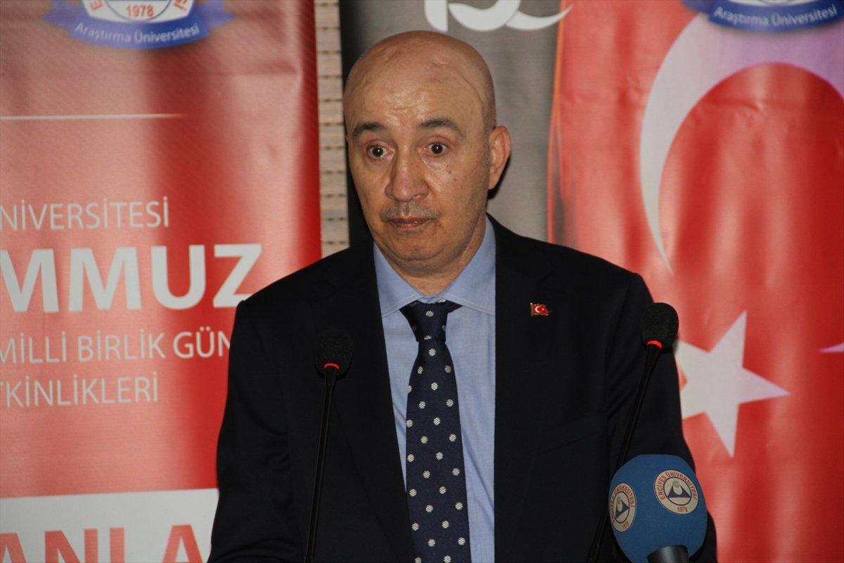 Gazi Turgut Aslan: Bugün FETÖ olur, yarın başka bir örgüt, dikkat edilmeli #2
