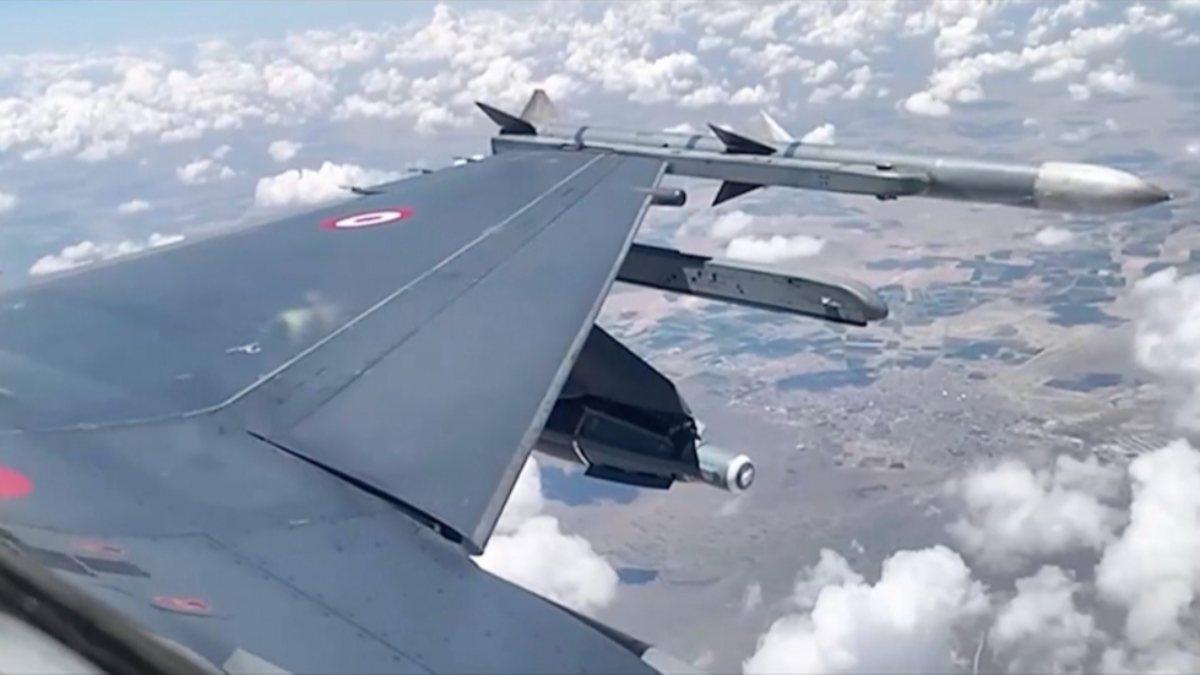 Türkiye, savaş uçaklarında bombaların etkinliğini artırdı