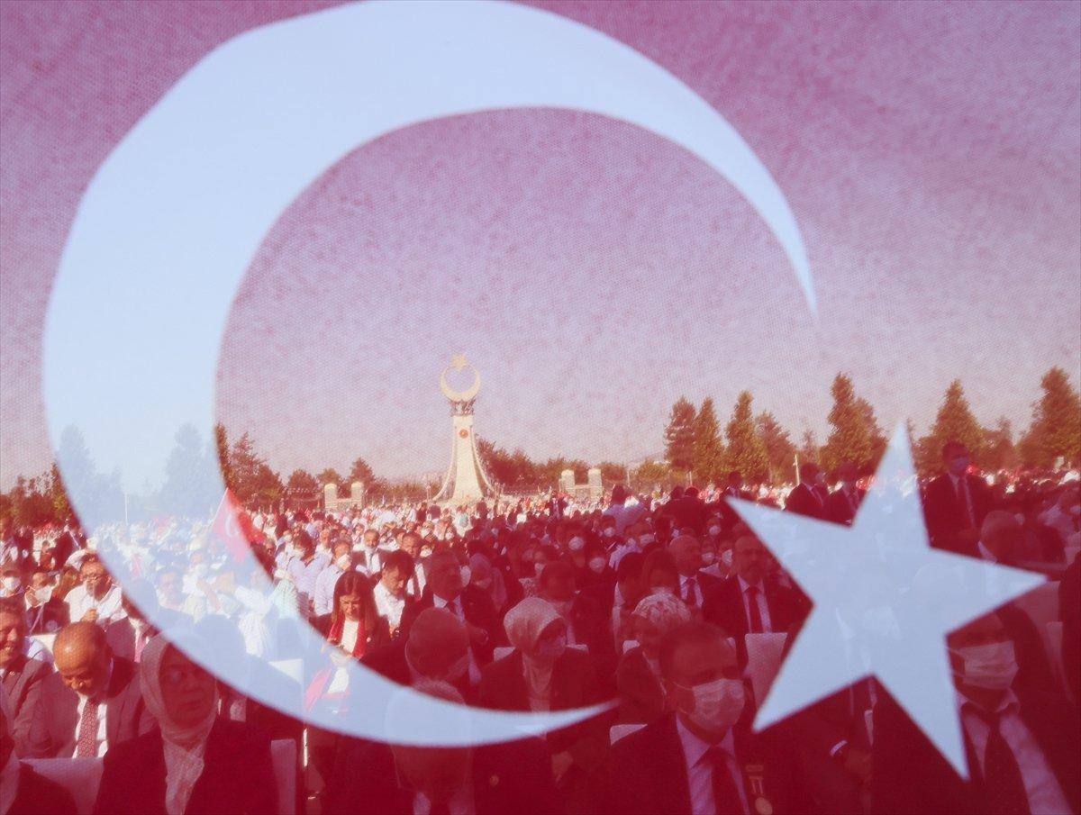 Cumhurbaşkanı Erdoğan: FETÖ cüler karşımıza dikilseydi şehadete yürüyecektim #2