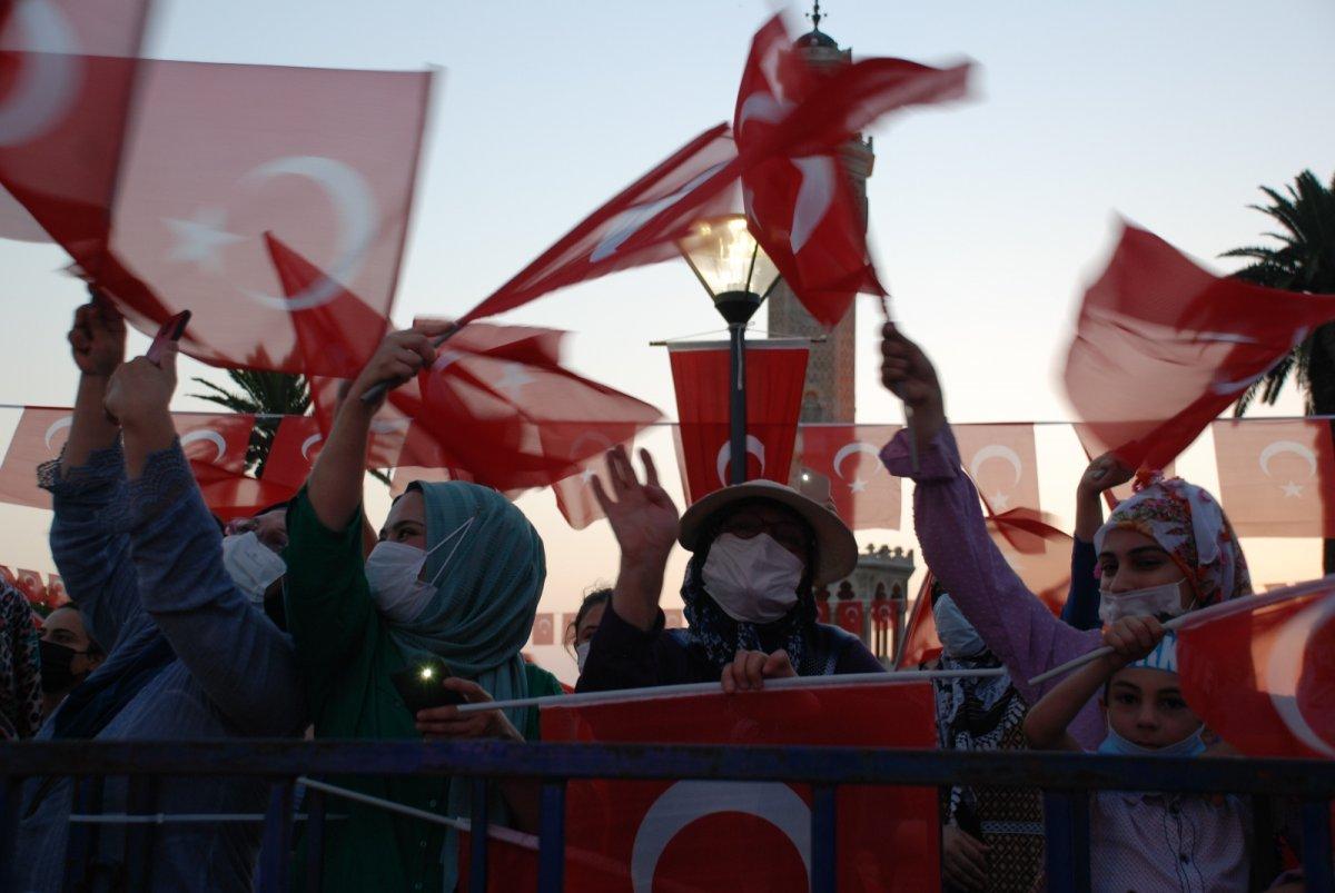 İzmir de 15 Temmuz etkinliği #3
