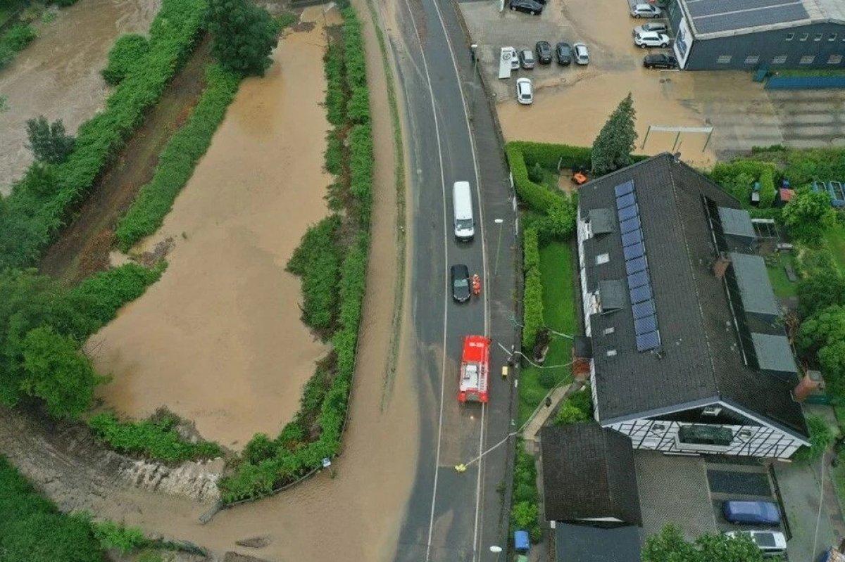 Almanya'da sel felaketi: 59 ölü #5