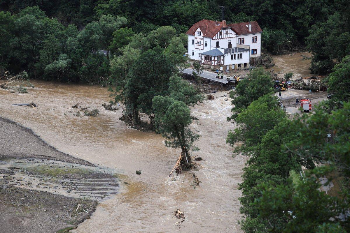 Almanya'da sel felaketi: 59 ölü #18