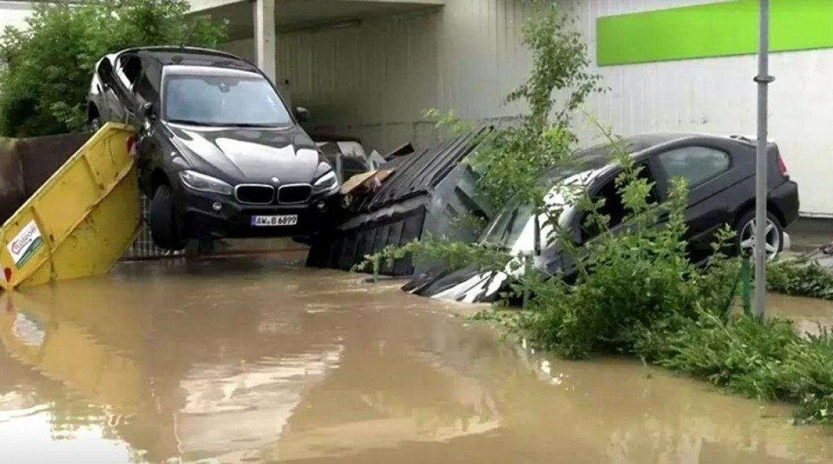 Almanya'da sel felaketi: 59 ölü #14