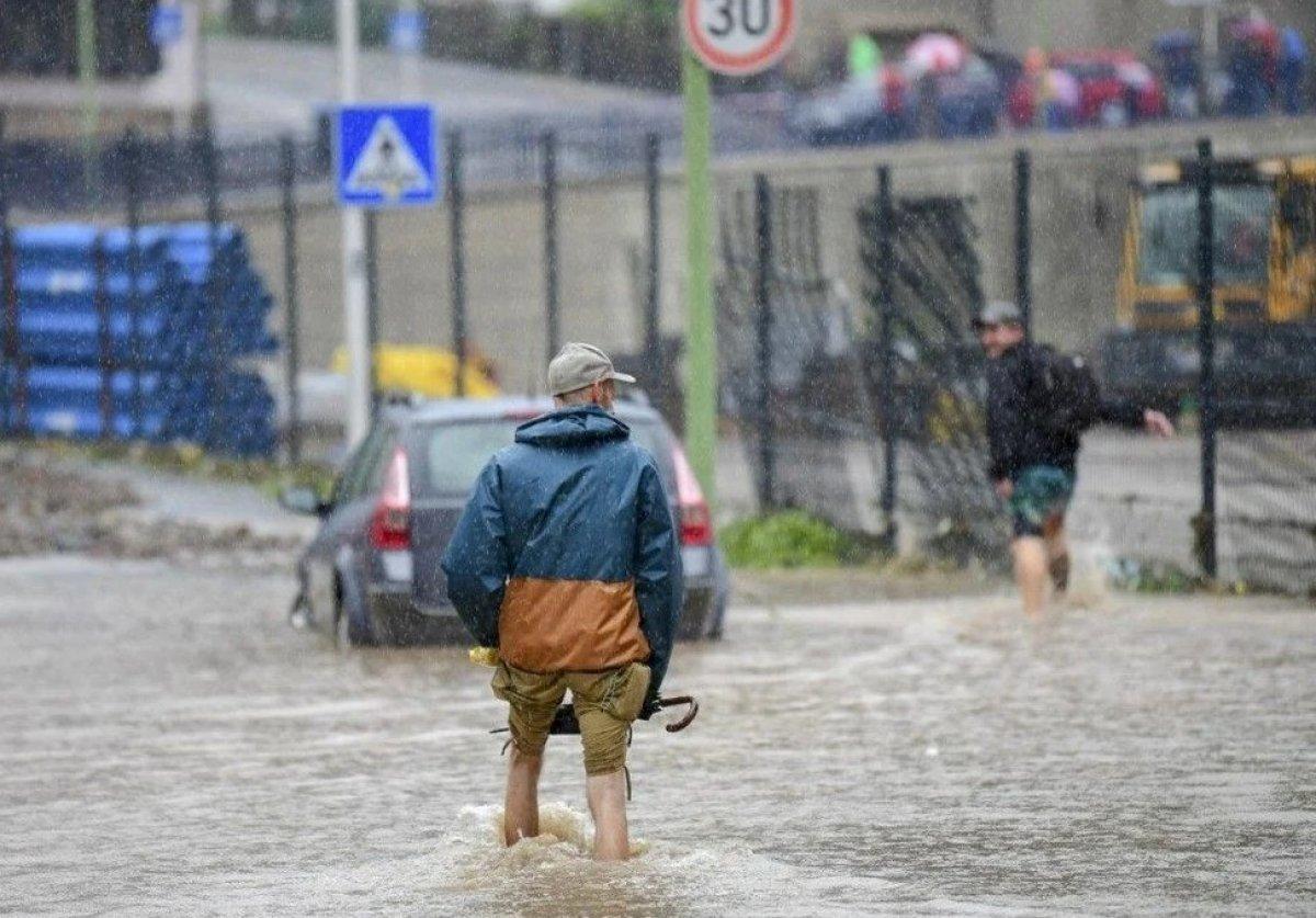 Almanya'da sel felaketi: 59 ölü #9