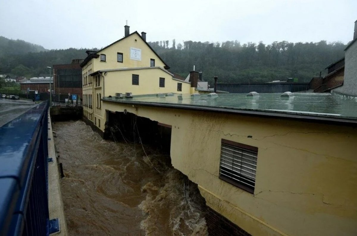 Almanya'da sel felaketi: 59 ölü #11