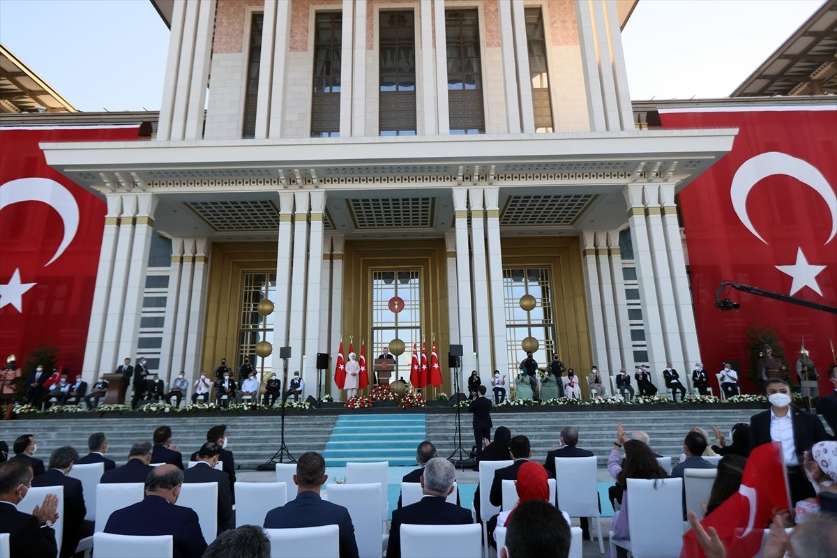 Cumhurbaşkanı Erdoğan: Millete silah çekenin affı olmaz #6
