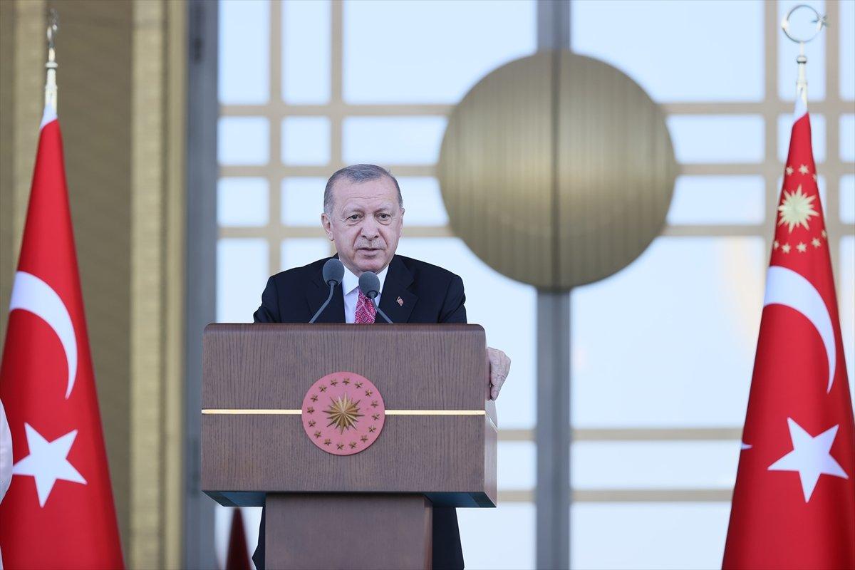 Cumhurbaşkanı Erdoğan: Millete silah çekenin affı olmaz #2